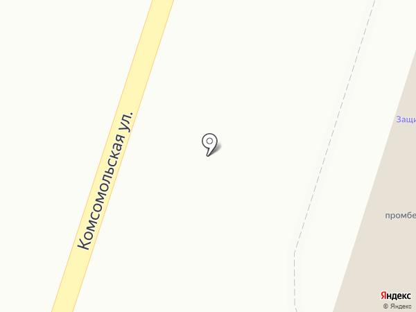 Автогруз на карте Йошкар-Олы