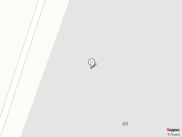 Концепт на карте Йошкар-Олы