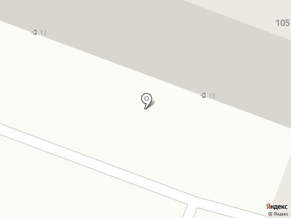 Эталон-Мед на карте Йошкар-Олы