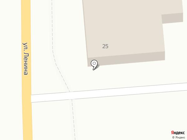 Приход церкви Святителя Николая на карте Ильинки