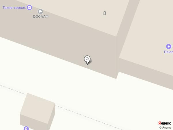 Аркадия на карте Йошкар-Олы
