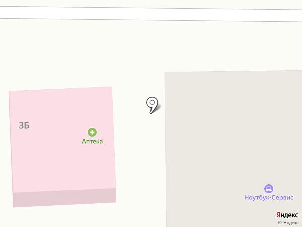 Ильинский хлеб на карте Ильинки