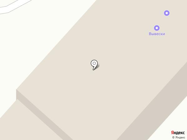 Колесо на карте Йошкар-Олы