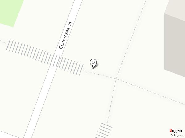 Бережная аптека на карте Йошкар-Олы