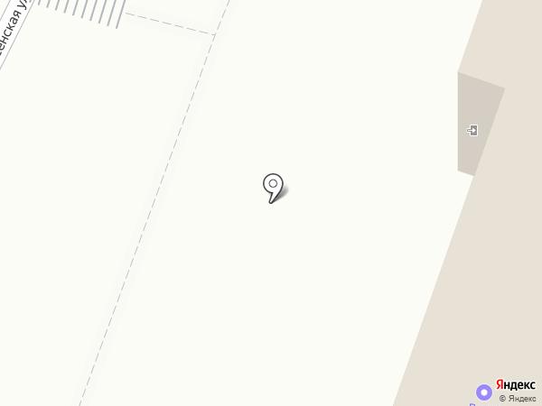 Спортлайн на карте Йошкар-Олы