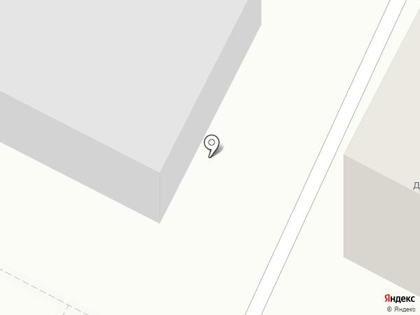 Домоуправление №20 на карте Йошкар-Олы