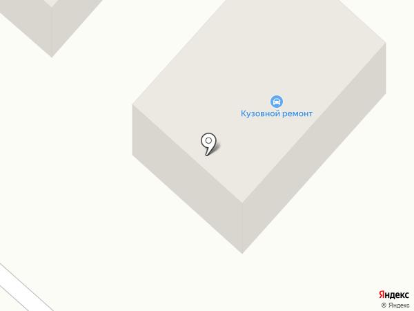 Автомастерская на карте Йошкар-Олы