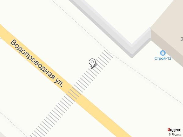 Причал на карте Йошкар-Олы
