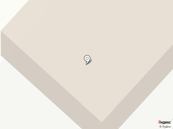 Эйс на карте Йошкар-Олы