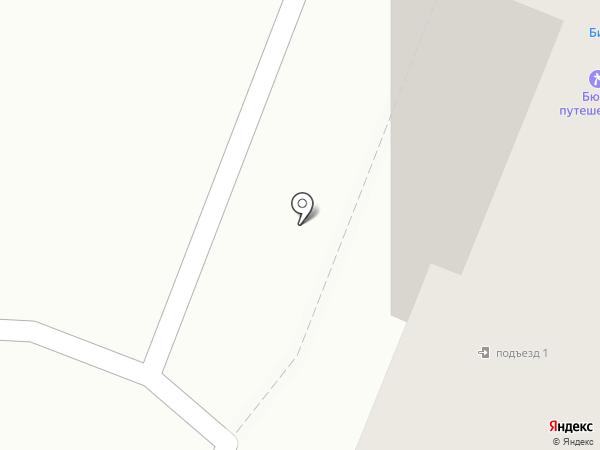 ДИОЛД на карте Йошкар-Олы