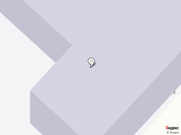 Средняя общеобразовательная школа №12 на карте Йошкар-Олы