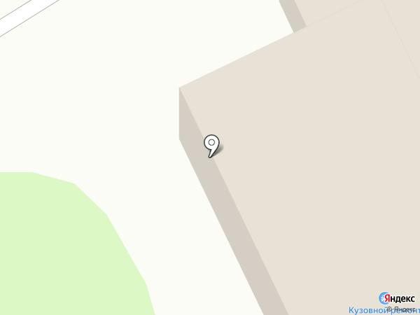 Servis AUTO 12 на карте Йошкар-Олы