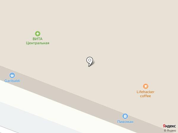 Мебель City на карте Йошкар-Олы