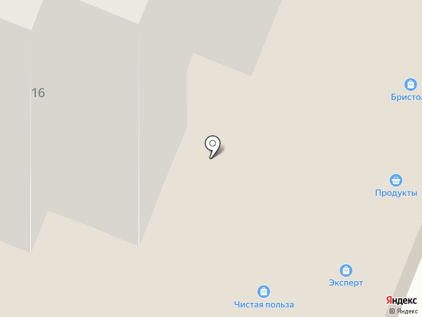 Альпари на карте Йошкар-Олы