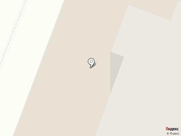 Мамин Хвостик на карте Йошкар-Олы