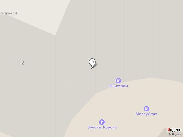 Росич на карте Йошкар-Олы