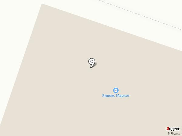 Лапусик на карте Йошкар-Олы