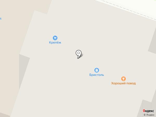 Магазин крепежных изделий на карте Йошкар-Олы