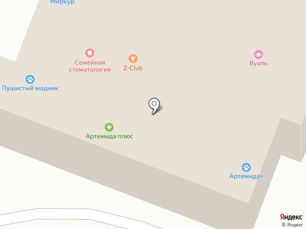 Магазин тормозных систем на карте Йошкар-Олы