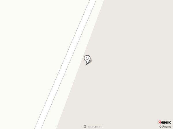Мартеплострой на карте Йошкар-Олы