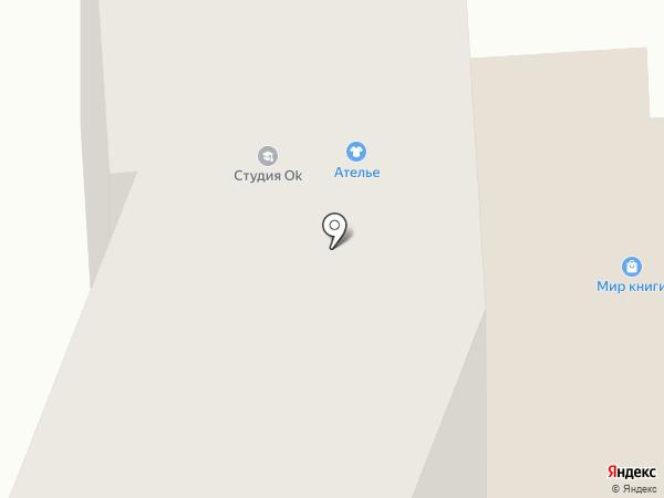 Мастерица на карте Йошкар-Олы