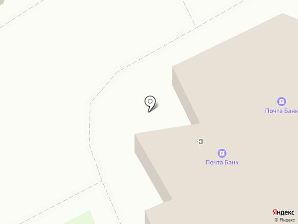 Платежный терминал, Почта России на карте Йошкар-Олы
