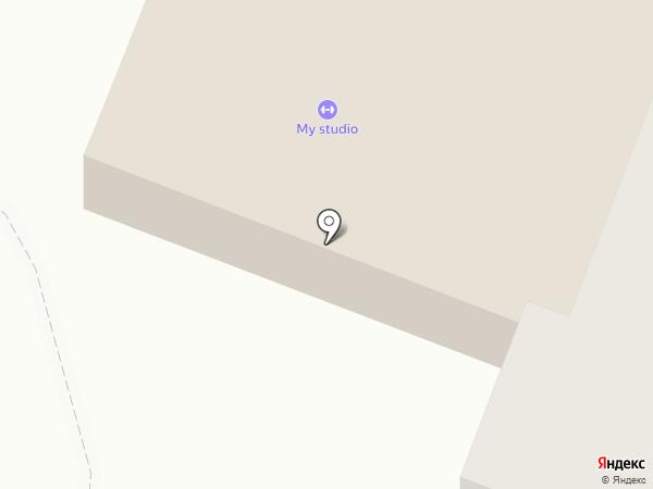 На бульваре на карте Йошкар-Олы