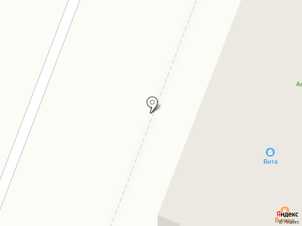 Вита на карте Йошкар-Олы