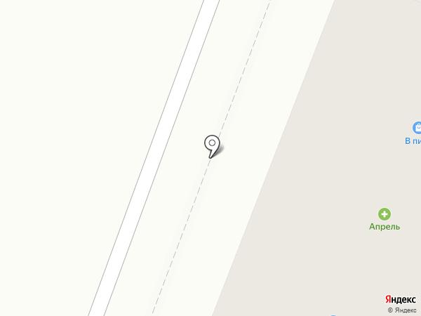 Рахат на карте Йошкар-Олы