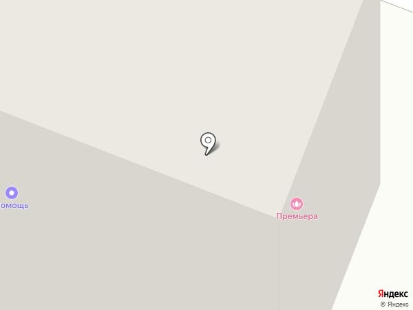 Петровский на карте Йошкар-Олы