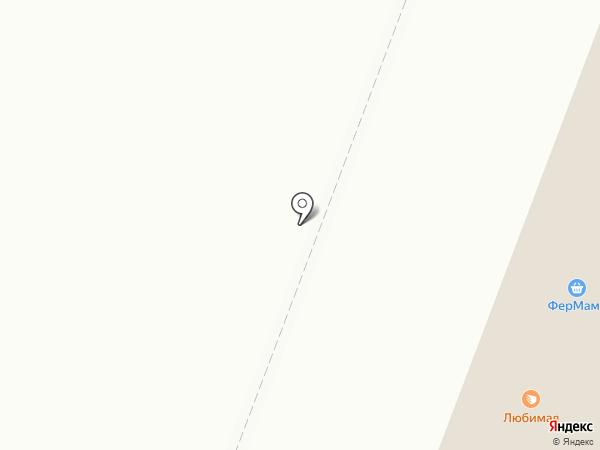 Любимая пекарня на карте Йошкар-Олы