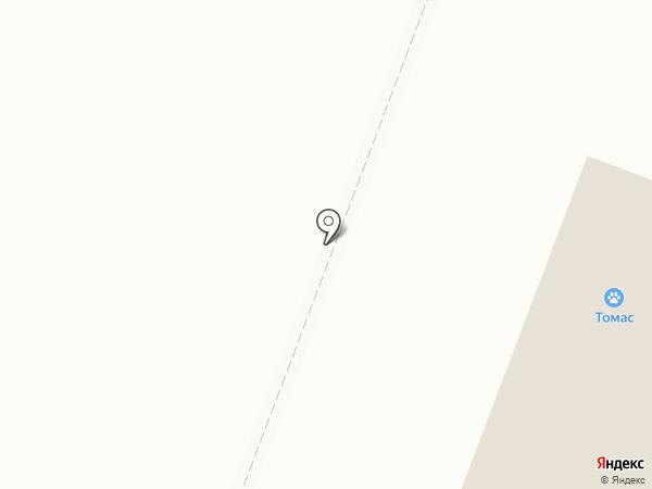Тошка на карте Йошкар-Олы