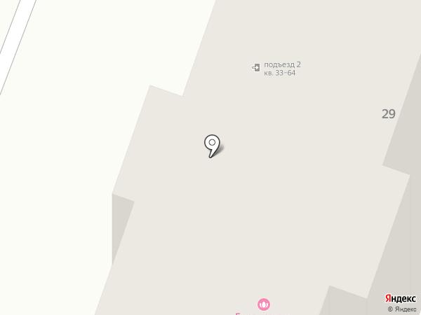 СК Вертикаль на карте Йошкар-Олы