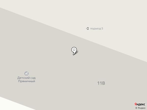 Комфорт, ТСЖ на карте Йошкар-Олы