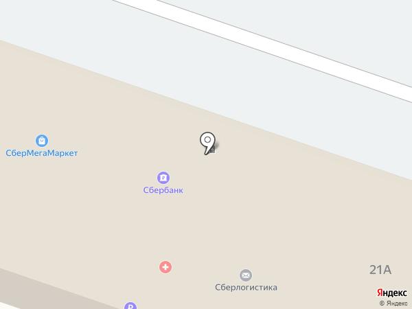 Сбербанк, ПАО на карте Йошкар-Олы