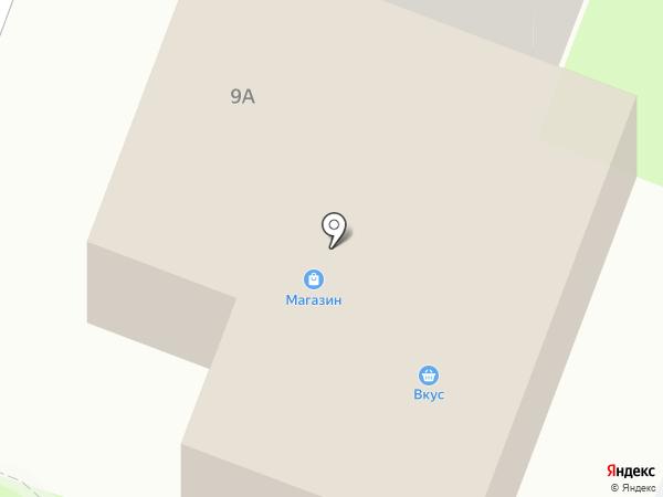 ДОМ на карте Йошкар-Олы