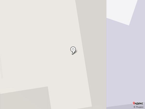Радуга на карте Йошкар-Олы