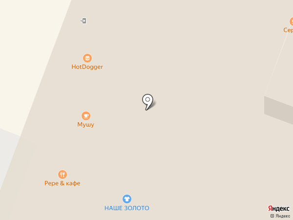 Comepay на карте Йошкар-Олы