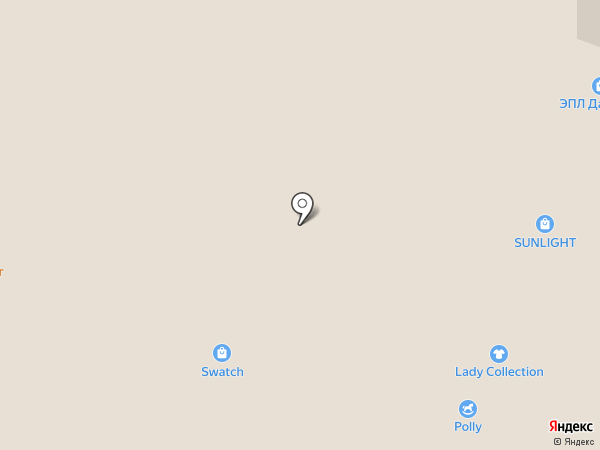Первый часовой на карте Йошкар-Олы