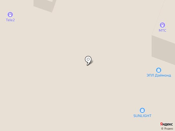 Yota на карте Йошкар-Олы