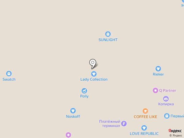 Happy pony на карте Йошкар-Олы