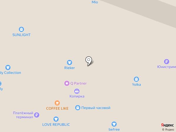 MIO на карте Йошкар-Олы