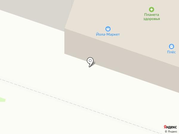 ННПЦТО, Национальный научно-производственный центр технологии омоложения на карте Йошкар-Олы