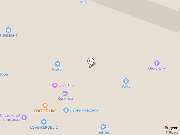 SUNLIGHT на карте Йошкар-Олы