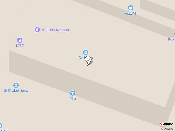 Kono pizza на карте Йошкар-Олы
