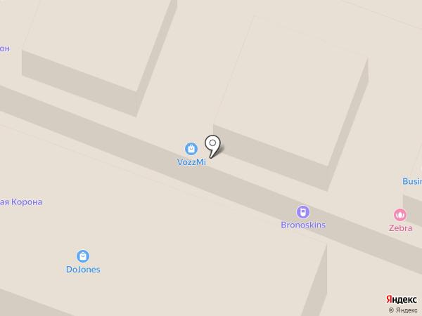 Стрижуля на карте Йошкар-Олы