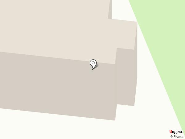 Радужный на карте Сенькино