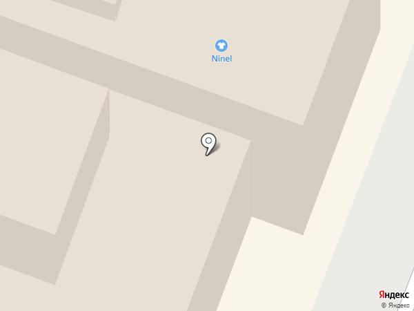 NINEL на карте Йошкар-Олы