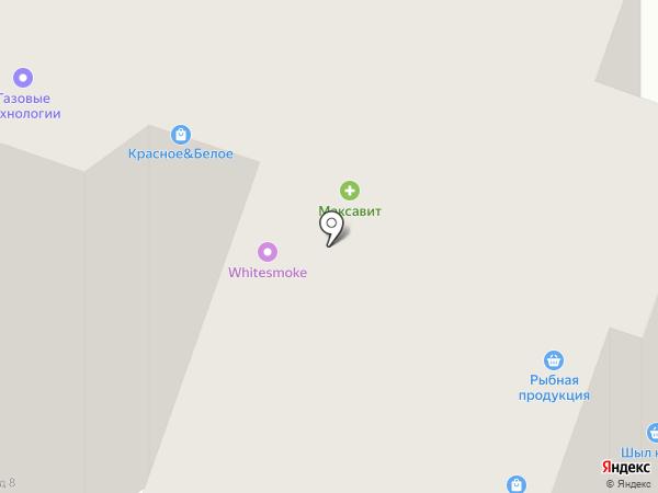 Белый быт на карте Йошкар-Олы