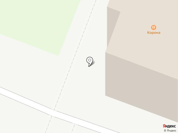 Олимп на карте Йошкар-Олы